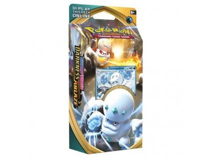 Pokémon — Darkness Ablaze Theme Deck Galarian Darmanitan