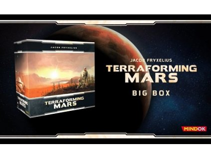 Mars: Teraformace Big box