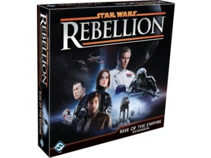 Star Wars: Rebellion - Rise of the Empire Expansion - EN