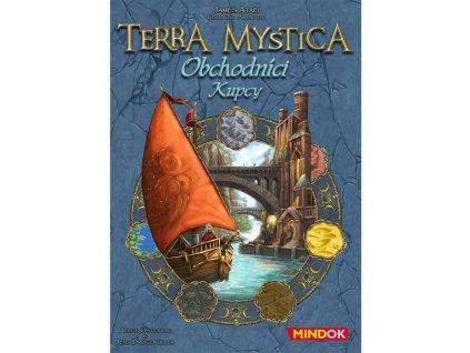 Terra Mystica - Obchodníci