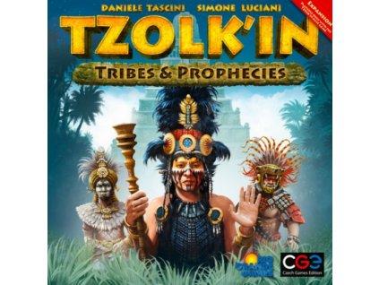Tzolk'in rozšíření: Kmeny a proroctví