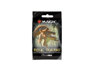 Booster: Relic tokens — Relentless Collection