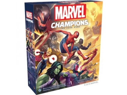 Marvel Champions: The Card Game - EN
