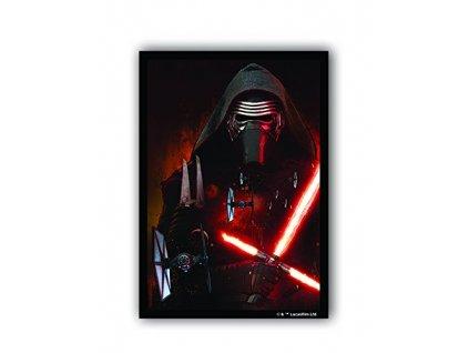 FFG - Star Wars Sleeves: Kylo Ren (50 obalů)