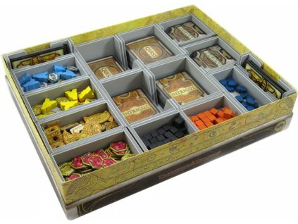 Insert na herní komponenty — Lords of Waterdeep