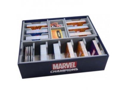 Insert na herní komponenty — Marvel Champions