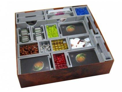 Insert na herní komponenty — Terraforming Mars/Mars: Teraformace