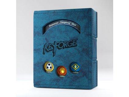 KeyForge Deck Book - Blue