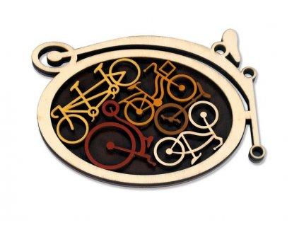 Hlavolam — Bike Shed