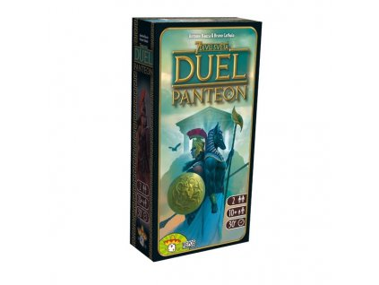 7 Divů světa - DUEL Pantheon