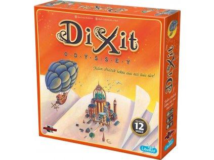 Dixit Odyssey + PROMO