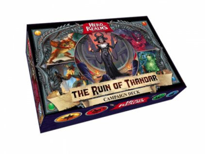 Hero Realms Campain — The Ruin of Thandar