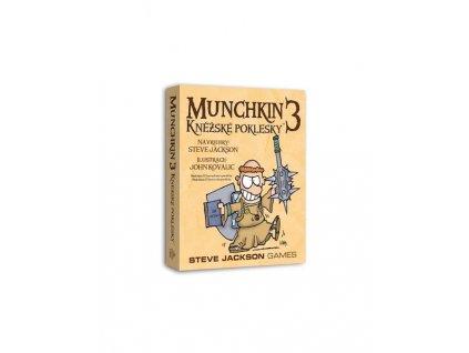 Munchkin 3 — Kněžské poklesky