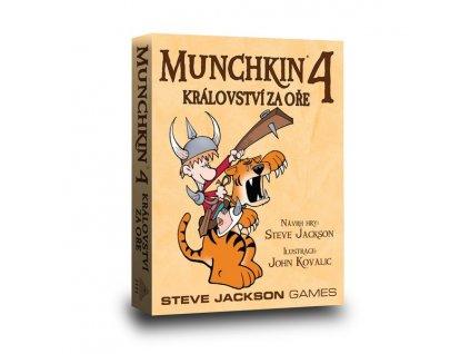 Munchkin - rozšíření 4. - Království za oře