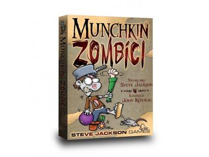 Munchkin — Zombíci