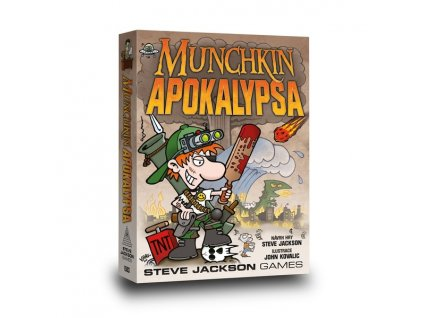 Munchkin — Apokalypsa