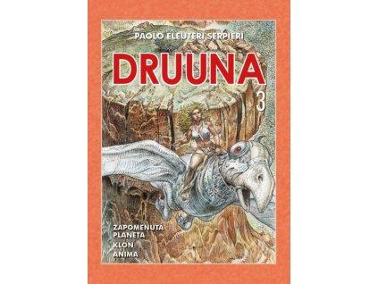 6599 druuna 3 paperback