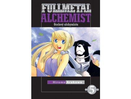 6635 fullmetal alchemist ocelovy alchymista 5 dil