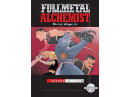 6641 fullmetal alchemist ocelovy alchymista 7 dil