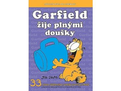 6731 garfield zije plnymi dousky c 33