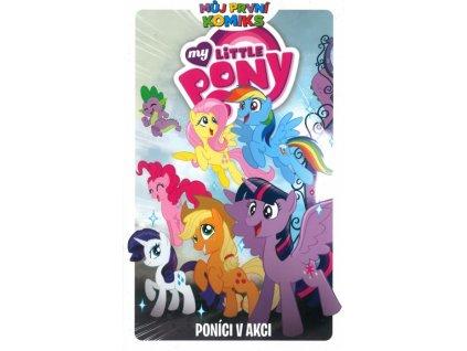 6959 my little pony 3 ponici v akci