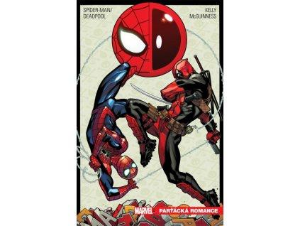 7370 spider man deadpool 01 partacka romance