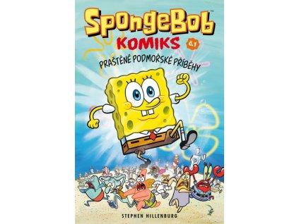 7382 spongebob komiks 1 prastene podmorske pribehy