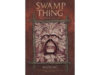 7454 swamp thing 4 hejno vran