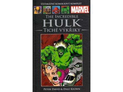7574 ultimatni komiksovy komplet the incredible hulk tiche vykriky
