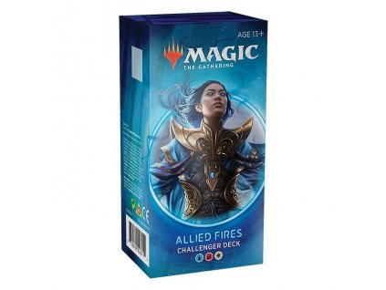 magic the gathering challenger deck2020allied fires01