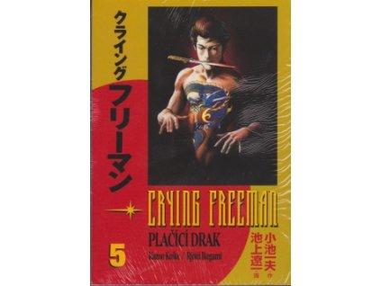 Crying Freeman - Plačící drak (5.díl)