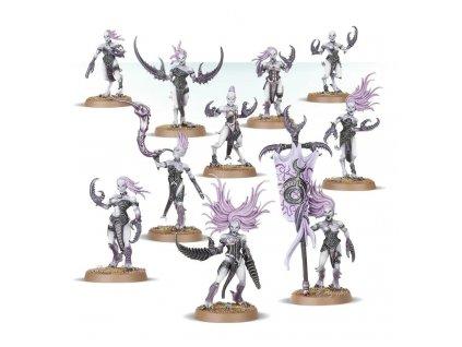 Chaos Daemons - Daemonettes of Slaanesh