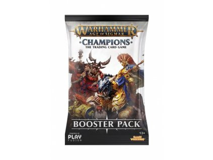 Warhammer Age of Sigmar Champions Booster