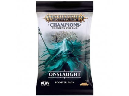 Warhammer Age of Sigmar Champions Onslaught Booster