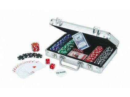 Poker Deluxe (200 žetonů)