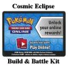 Online Code Card Cosmic Eclipse Build & Battle Kit