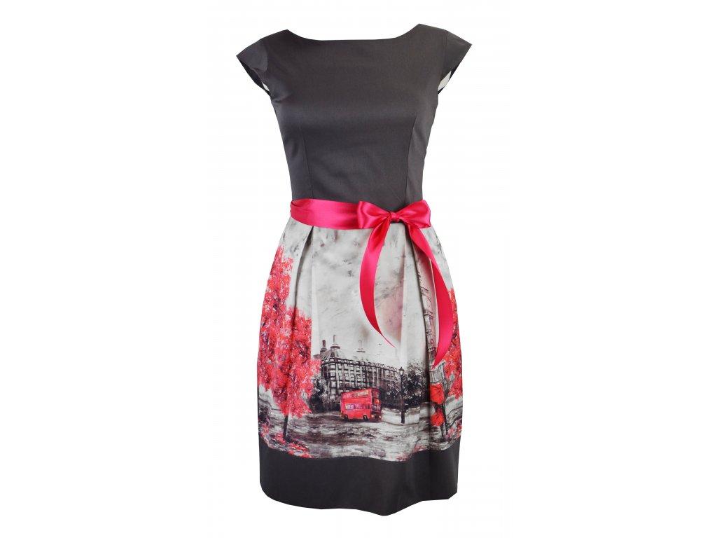 Šaty kolové