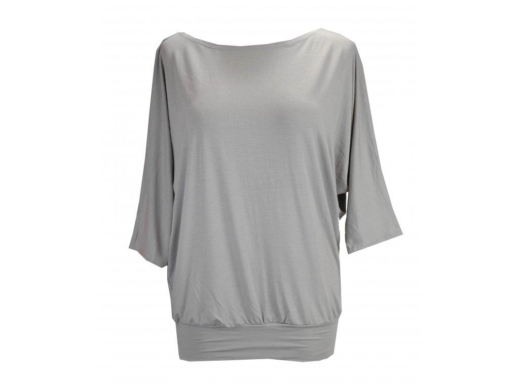 Netopýr tričko podkasané