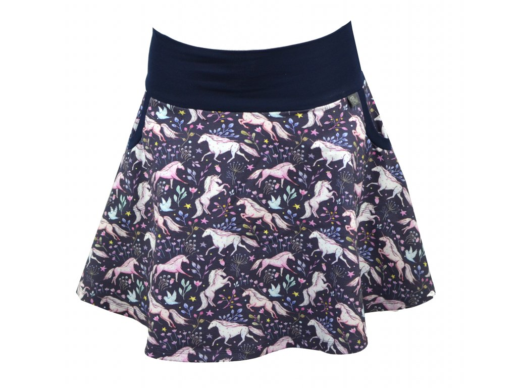 Půlková sukně