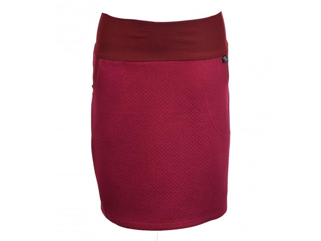 Áčkové a pouzdrové sukně