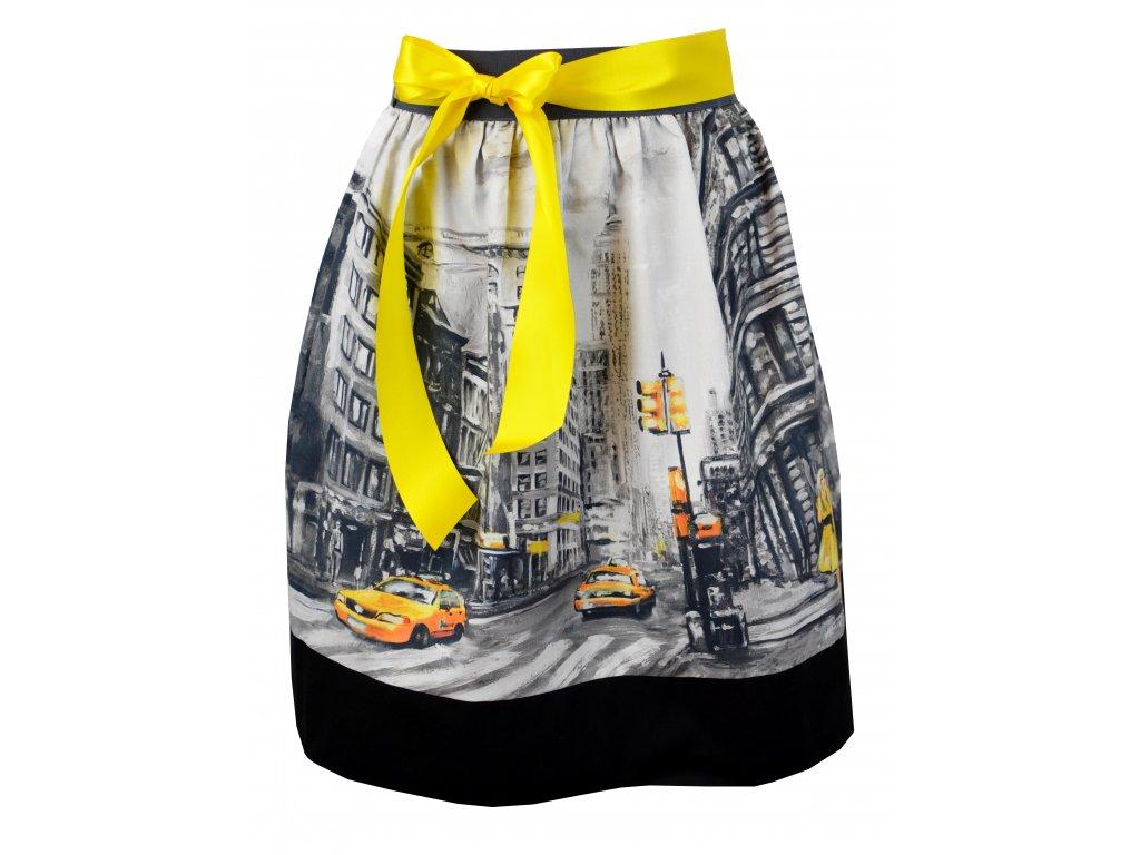 pasová sukně