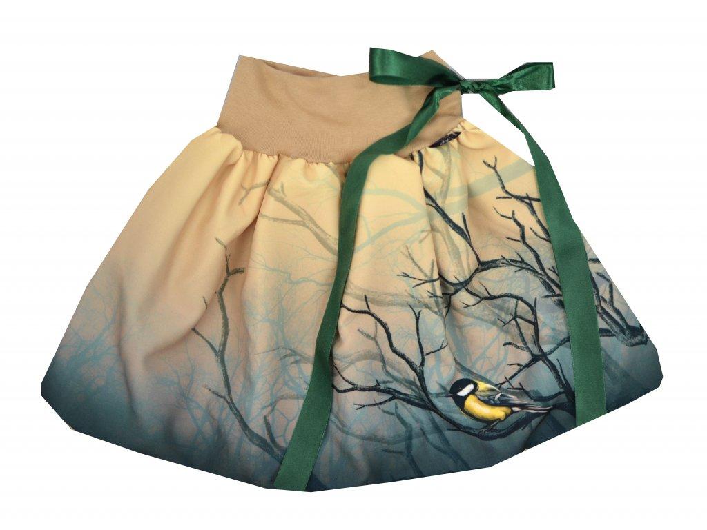 17600 detska sukne sykorky