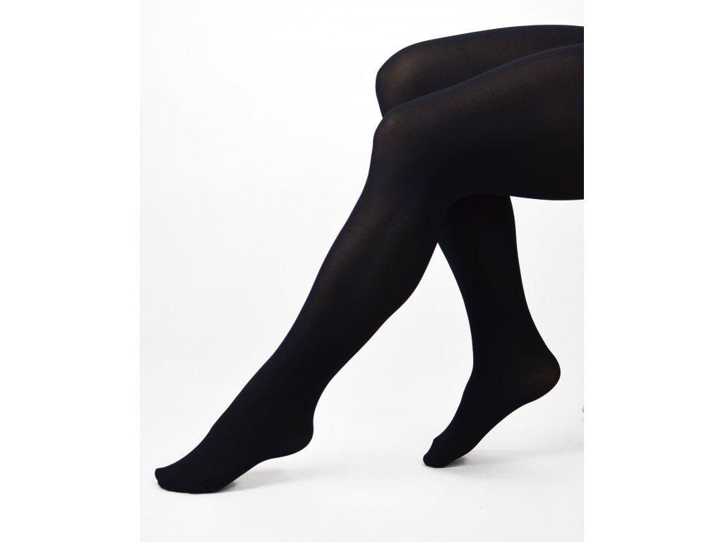 Punčochové kalhoty - 70 DEN - černá