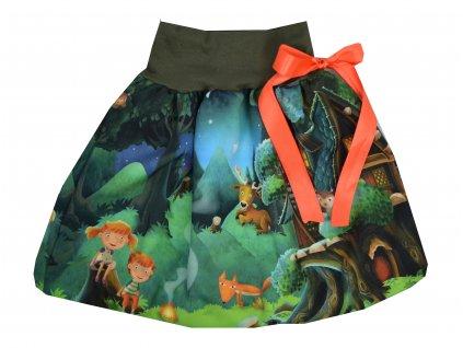 Dětská sukně