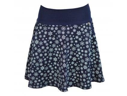 16865 pulkolova sukne vlockova modra