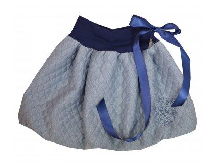 16877 detska sukne prosivana s vlockou