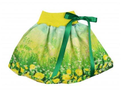 17576 detska sukne pampelisky