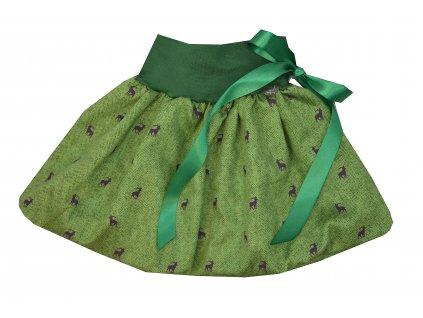 18284 detska sukne mufloni