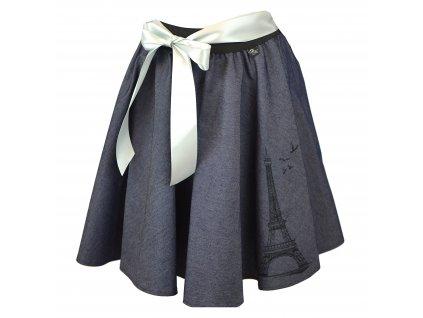 18290 kolova sukne eiffelovka