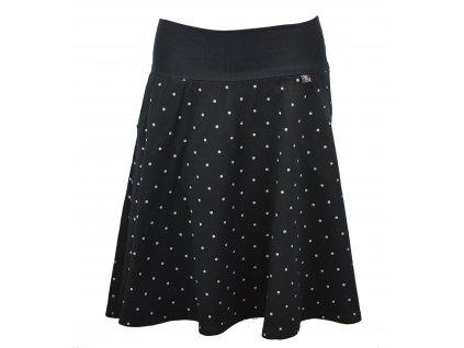 Půlkolová sukně
